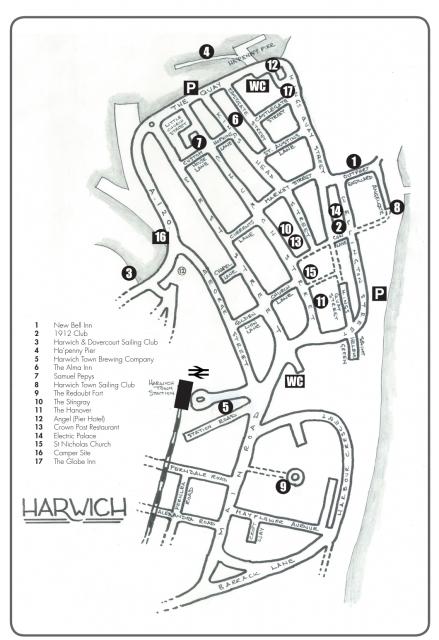 Venue map 2017