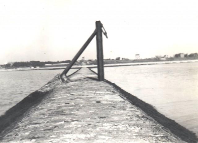 8 stone pier