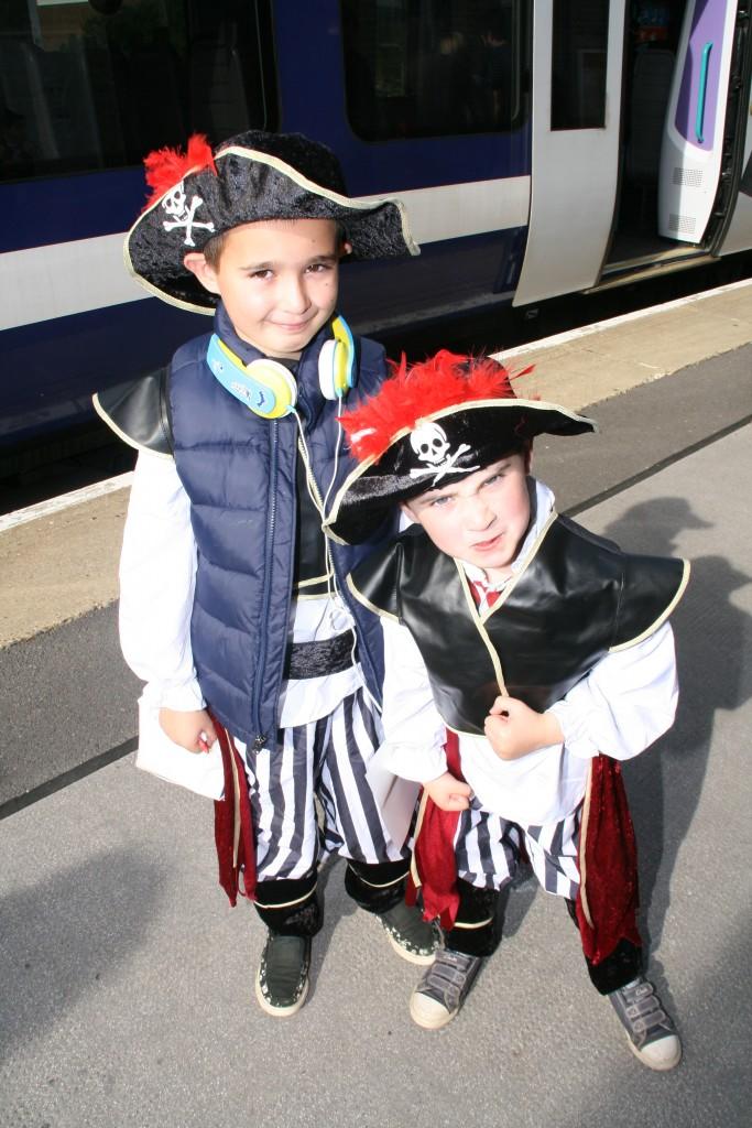 Junior Pirates 1