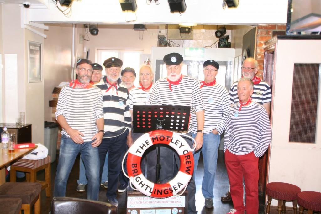 Motley Crew in the Stingray