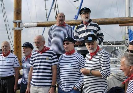 Motley crew Svend Knud