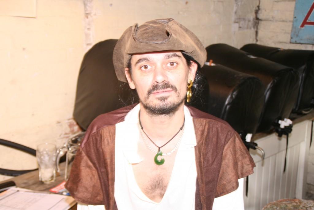 Pascal le Louer at the Alma