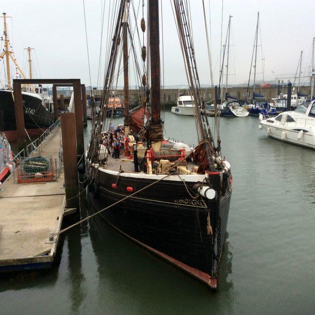 Excelsior Sailing Barge