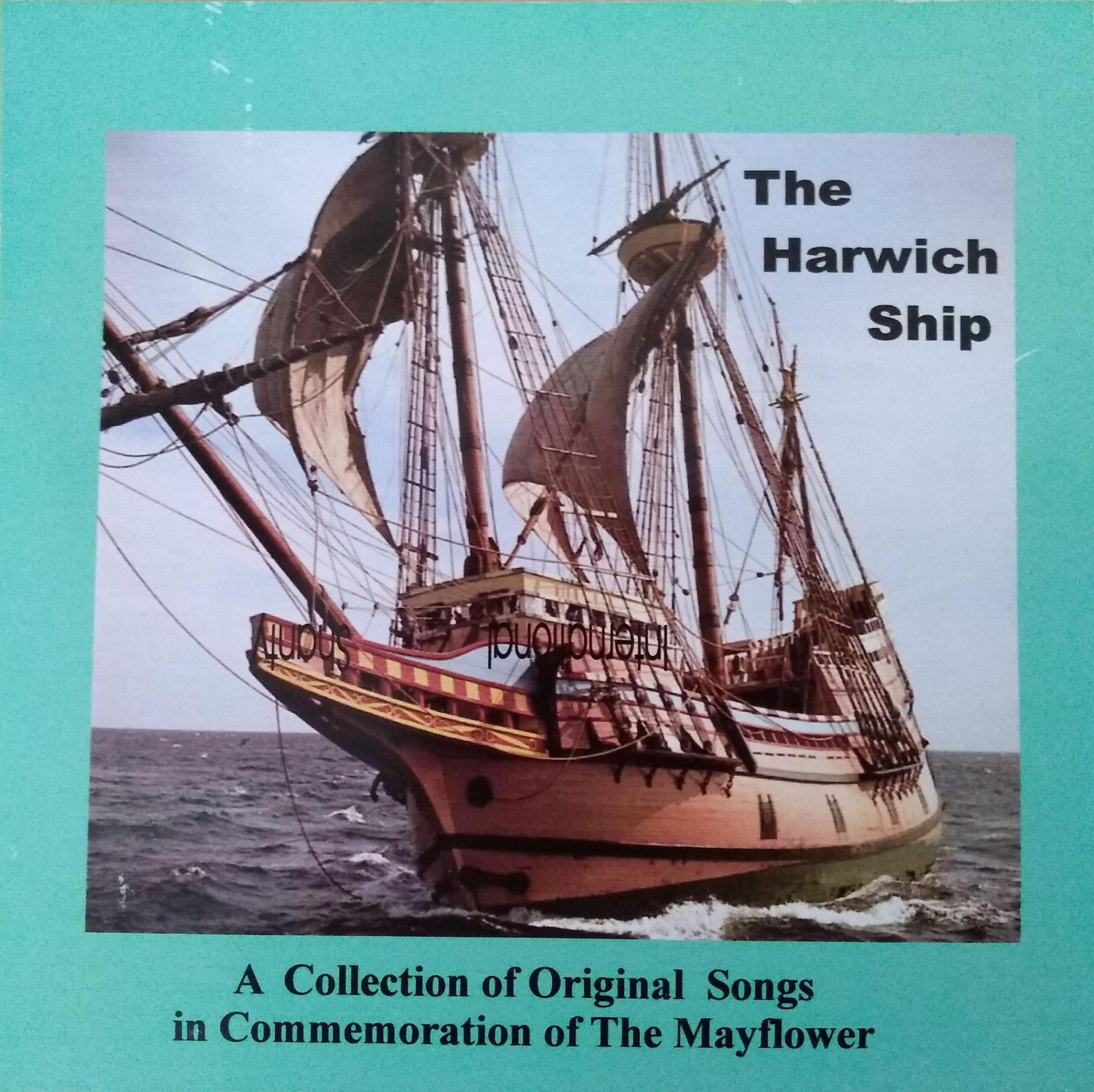 Mayflower CD - A Harwich Ship